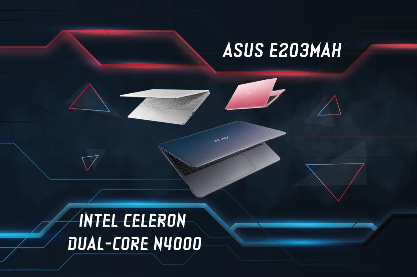 Asus E203MAH Intel Celeron Dual-Core N4000