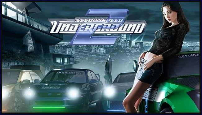 game need for speed - underground 2