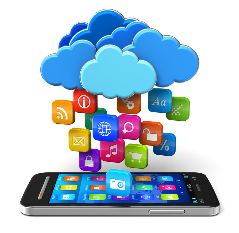 Cloud Penyimpan Data Smartphone