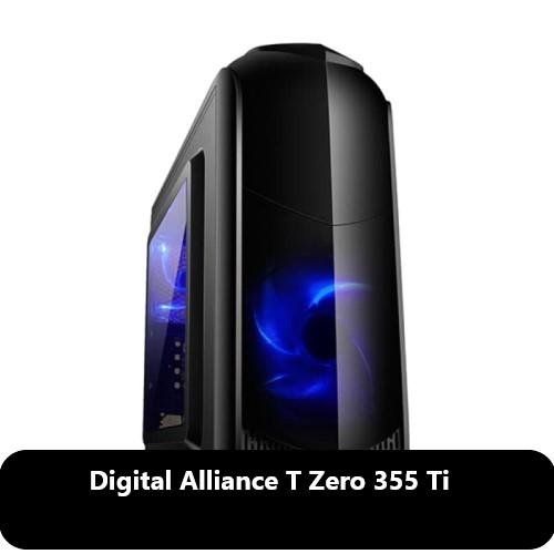 Digital Alliance T Zero 355 Ti